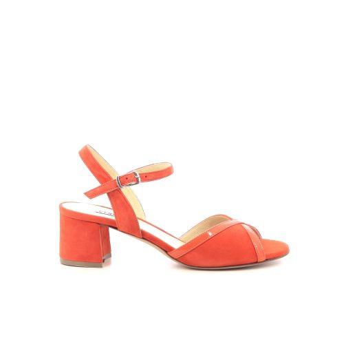 Cervone damesschoenen sandaal oranje 204220