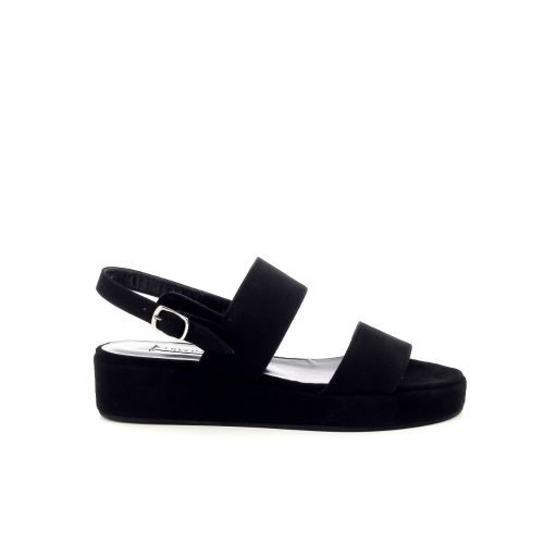 Cervone damesschoenen sandaal zwart 193620