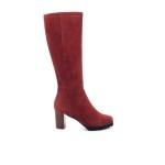 Cervone damesschoenen laars rood 208802