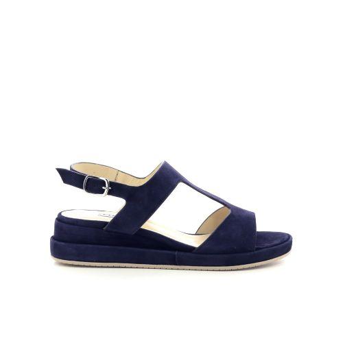 Cervone  sandaal donkerblauw 213287