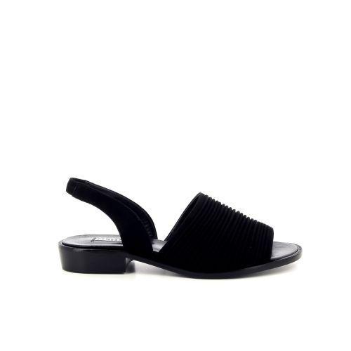 Cervone koppelverkoop sandaal zwart 193633