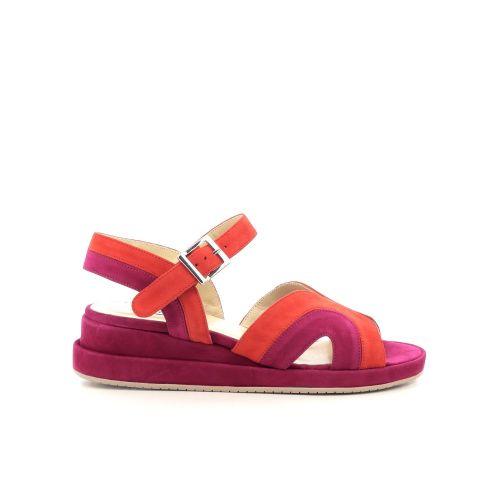 Cervone  sandaal oranje 213289