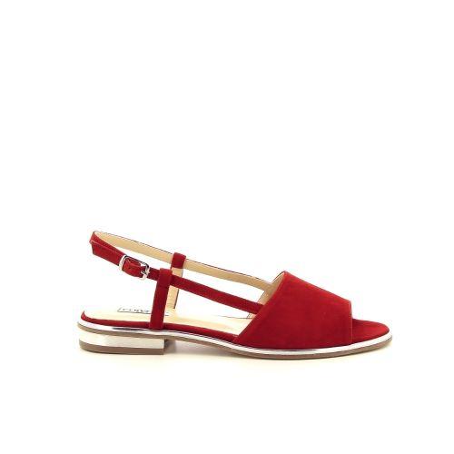 Cervone solden sandaal rood 193627
