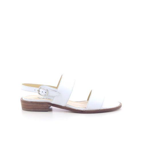 Cervone  sandaal wit 204236