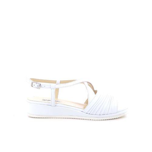Cervone  sandaal wit 213285