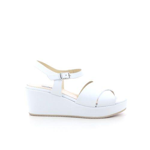 Cervone  sandaal wit 213296