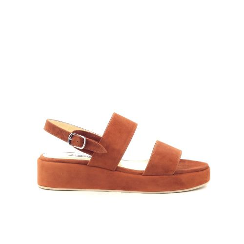 Cervone  sandaal zwart 204243