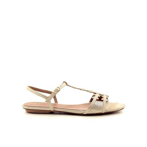 Chie damesschoenen sandaal platino 195070