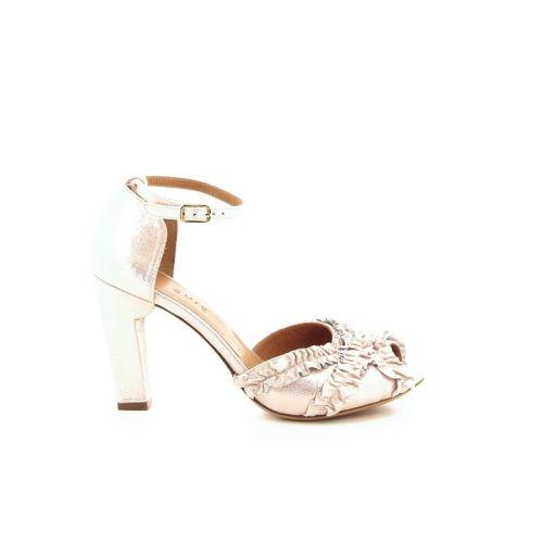Chie damesschoenen sandaal poederrose 172110