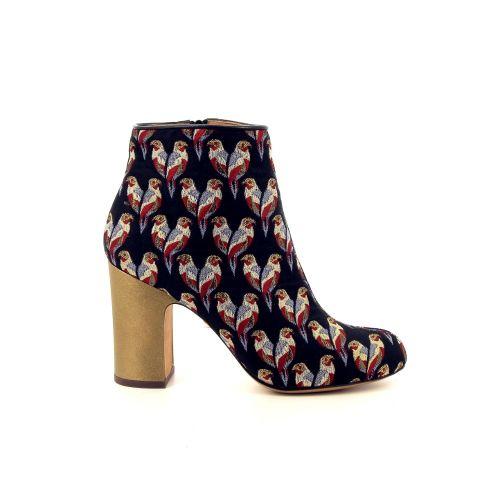 Chie damesschoenen boots zwart 188783