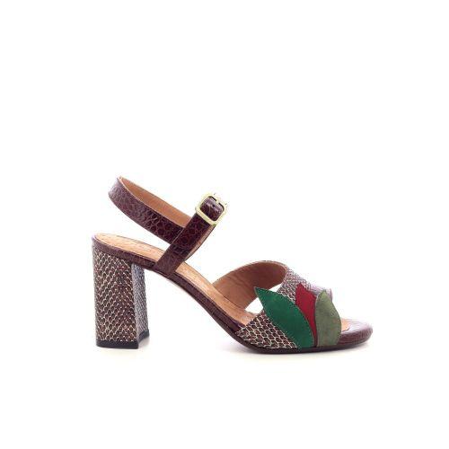 Chie mihara damesschoenen sandaal bordo 214858