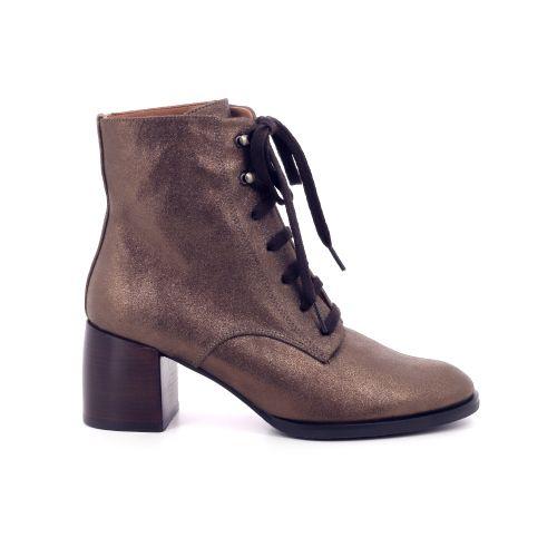 Chie mihara damesschoenen boots brons 199197