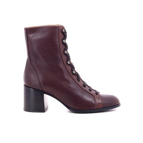 Chie mihara damesschoenen boots cognac 218406
