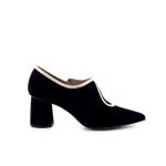 Chie mihara damesschoenen mocassin zwart 199193