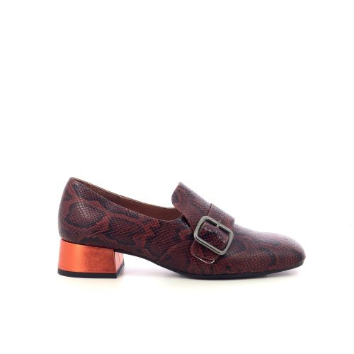 Chie mihara  mocassin roest 218411