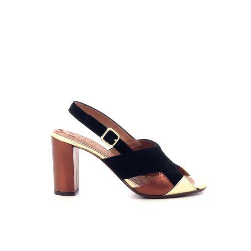 Chie mihara  sandaal zwart 205599