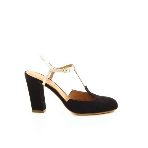 Chie  sandaal zwart 172111