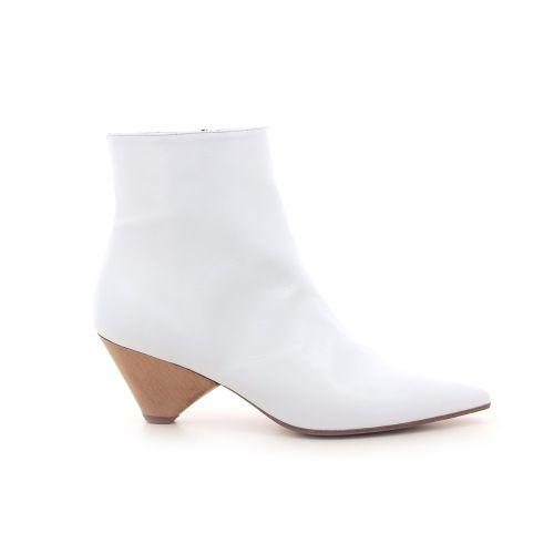 Christian wijnants damesschoenen boots wit 195916