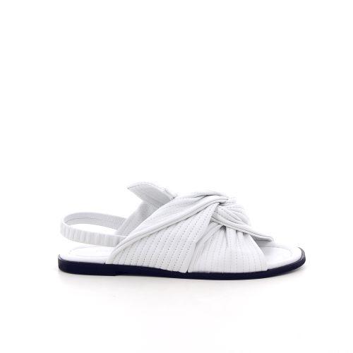Christian wijnants damesschoenen sandaal wit 195920