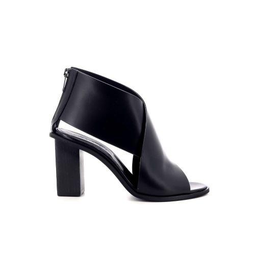 Christian wijnants damesschoenen sandaal zwart 205368