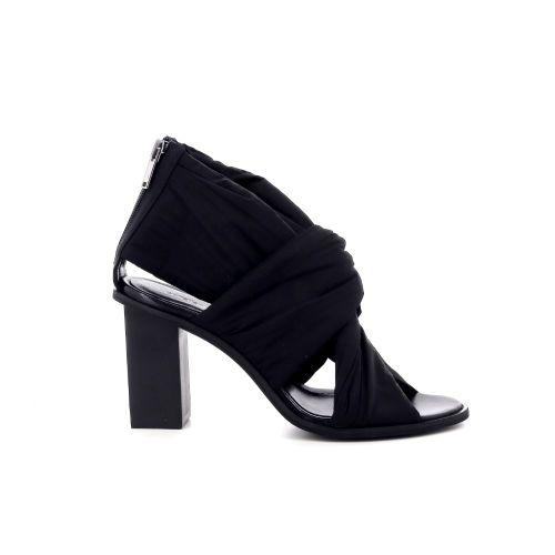 Christian wijnants  sandaal zwart 205366