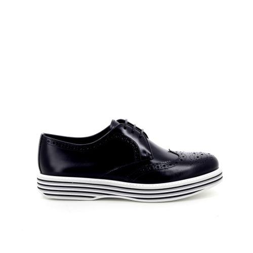 Church's damesschoenen veterschoen zwart 168670