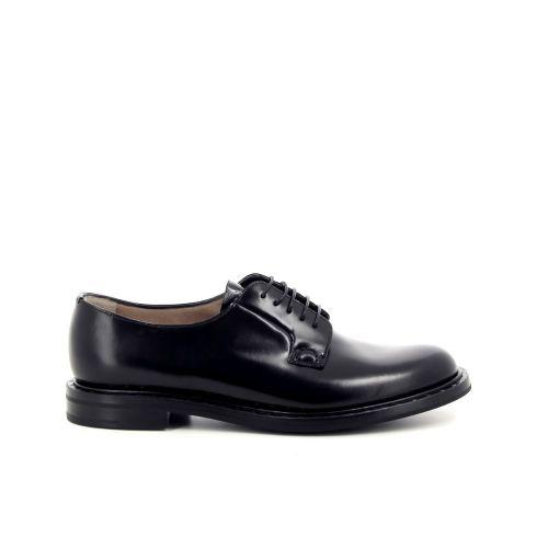 Church's damesschoenen veterschoen zwart 188842