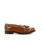 Church's damesschoenen mocassin cognac 18804