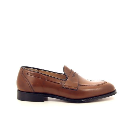 Church's herenschoenen mocassin cognac 187021