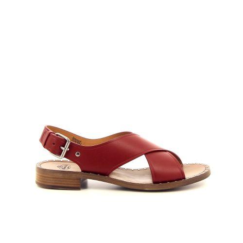 Church's solden sandaal bordo 181202