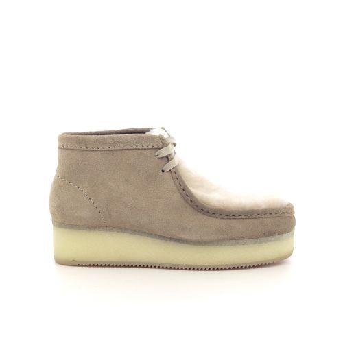 Clarks damesschoenen boots camel 216535