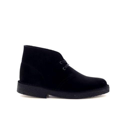 Clarks  boots zwart 216537