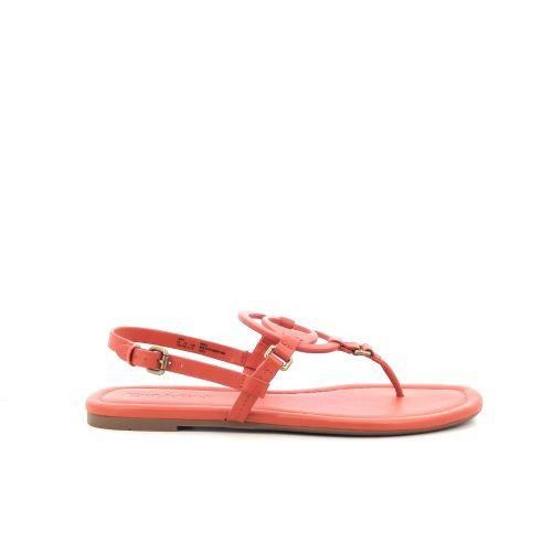 Coach solden sandaal oranje 204037