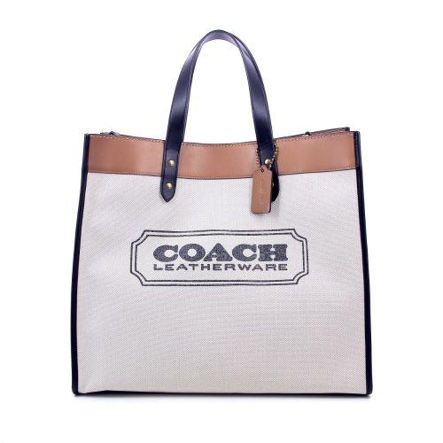 Coach tassen handtas ecru 206150
