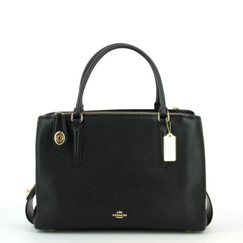 Coach tassen handtas zwart 167669