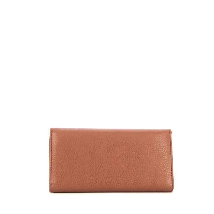 Coccinelle accessoires portefeuille cognac 186860