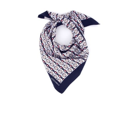 Coccinelle accessoires sjaals zwart 173976