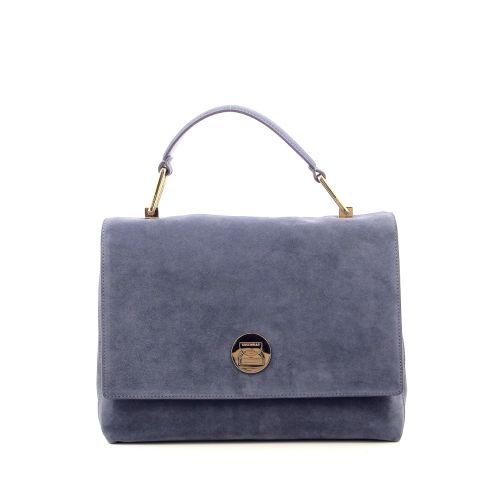 Coccinelle  handtas azuurblauw 213093