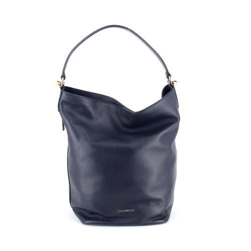 Coccinelle koppelverkoop handtas donkerblauw 191407