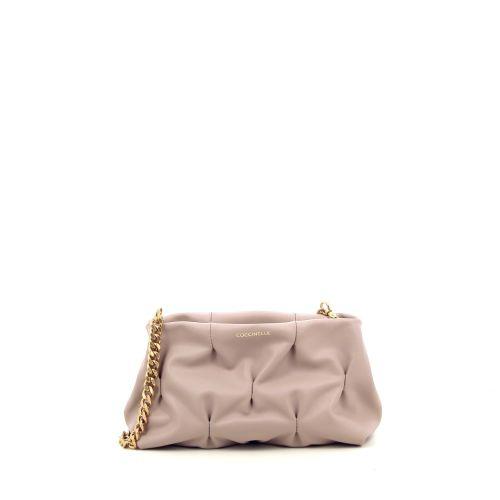 Coccinelle tassen handtas beige 213070