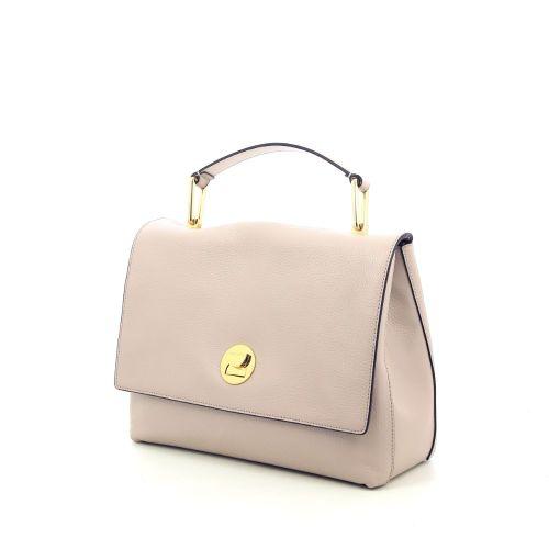 Coccinelle tassen handtas beige-rose 213065