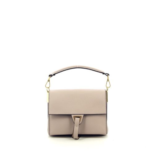 Coccinelle tassen handtas beige-rose 213069