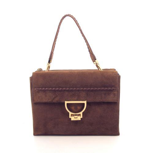 Coccinelle tassen handtas bruin 207600