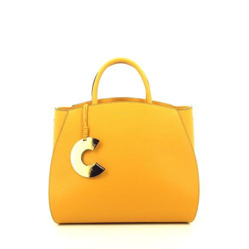 Coccinelle tassen handtas geel 203146