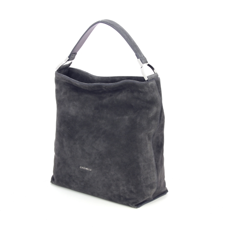 Coccinelle tassen handtas grijs 189922