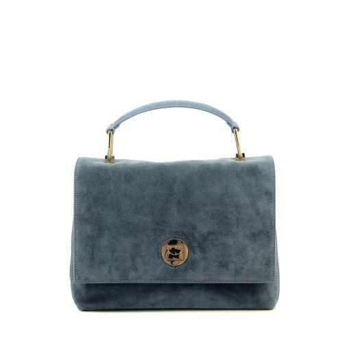 Coccinelle tassen handtas grijsblauw 217770