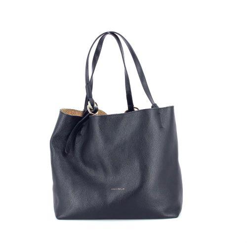 Coccinelle tassen handtas zwart 185152