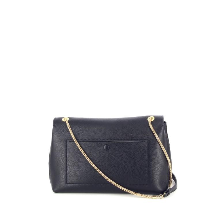 Coccinelle tassen handtas zwart 186856