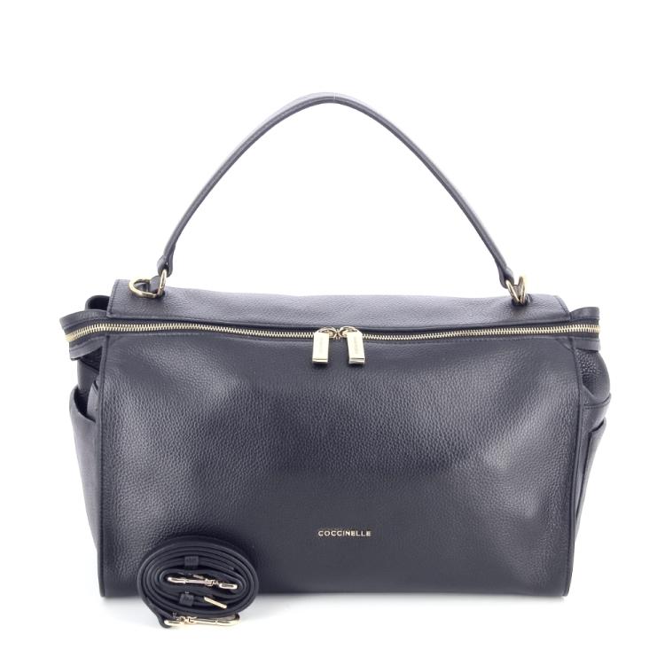 Coccinelle tassen handtas zwart 191397