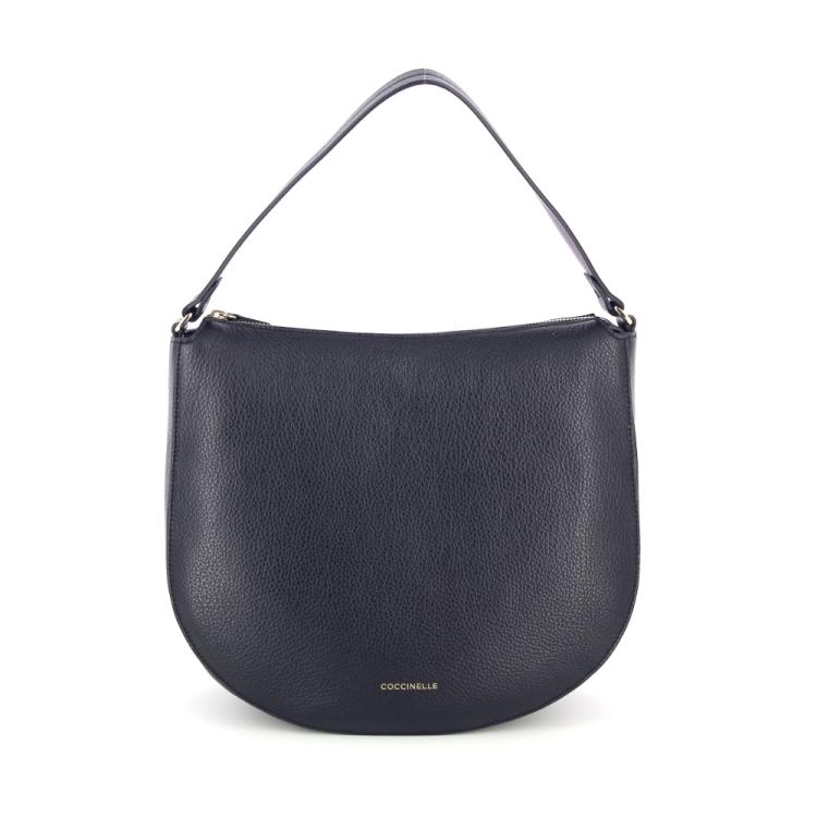 Coccinelle tassen handtas zwart 191408